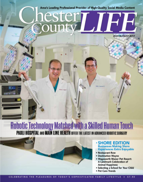 Chester County Life July August 2017